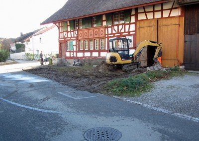 Schleinikon, Bauamtsaufgaben