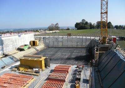 Energie Opfikon AG, Reservoir Tambel